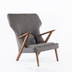 The Veendam Lounge Chair [FEC9539TWBLK]