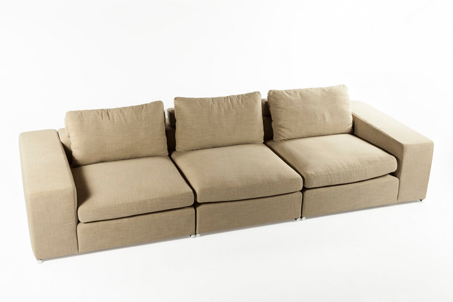 The Chioggia Sectional [FQS011GREY]