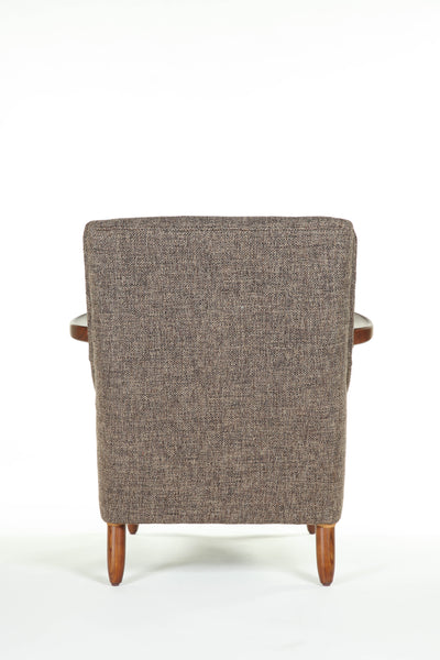 Vejle Arm Chair [FYC938TWBRN] 4
