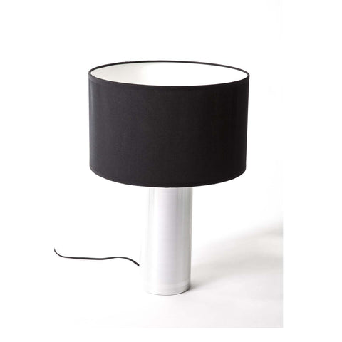 "The ""Willis"" table lamp  black [LS663T] 3"