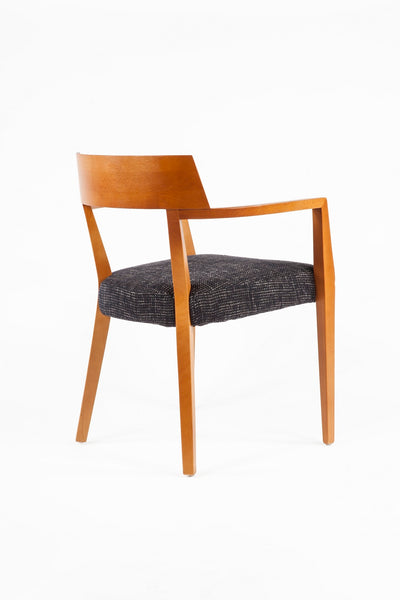 The Sittard Arm Chair [FXC587BLK]