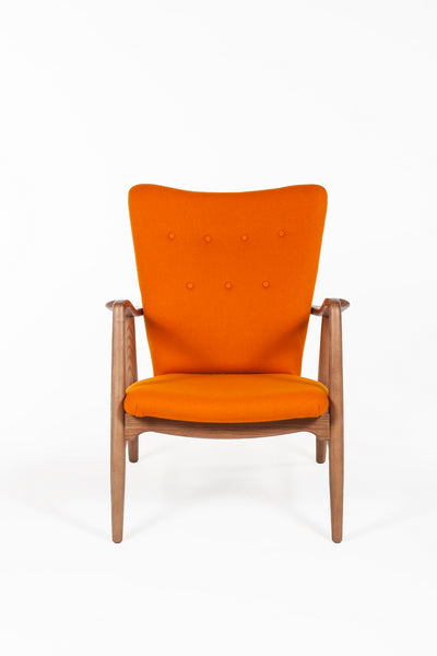 The Burgos Lounge Chair [FEC3339ORG] 4