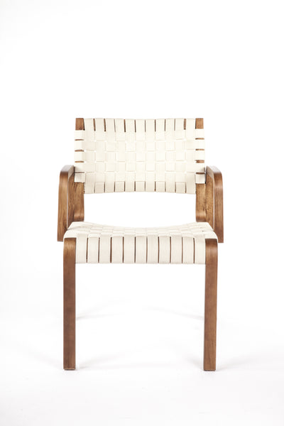 Orebro Arm Chair [FEC1619WHT] 3