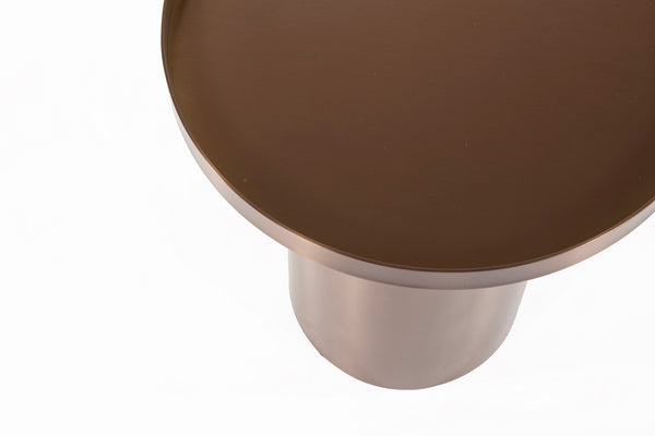 The Ostfold Side Table [FSE002COPPER]
