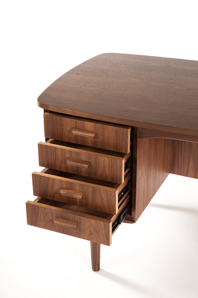 The Thatcher Desk [FET2539WALNUT]  3