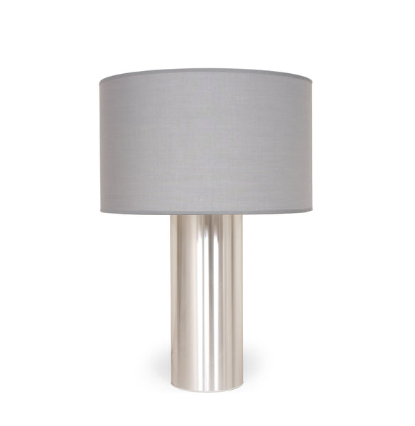 "The ""Willis"" table lamp Grey [LS663TGREY] 1"