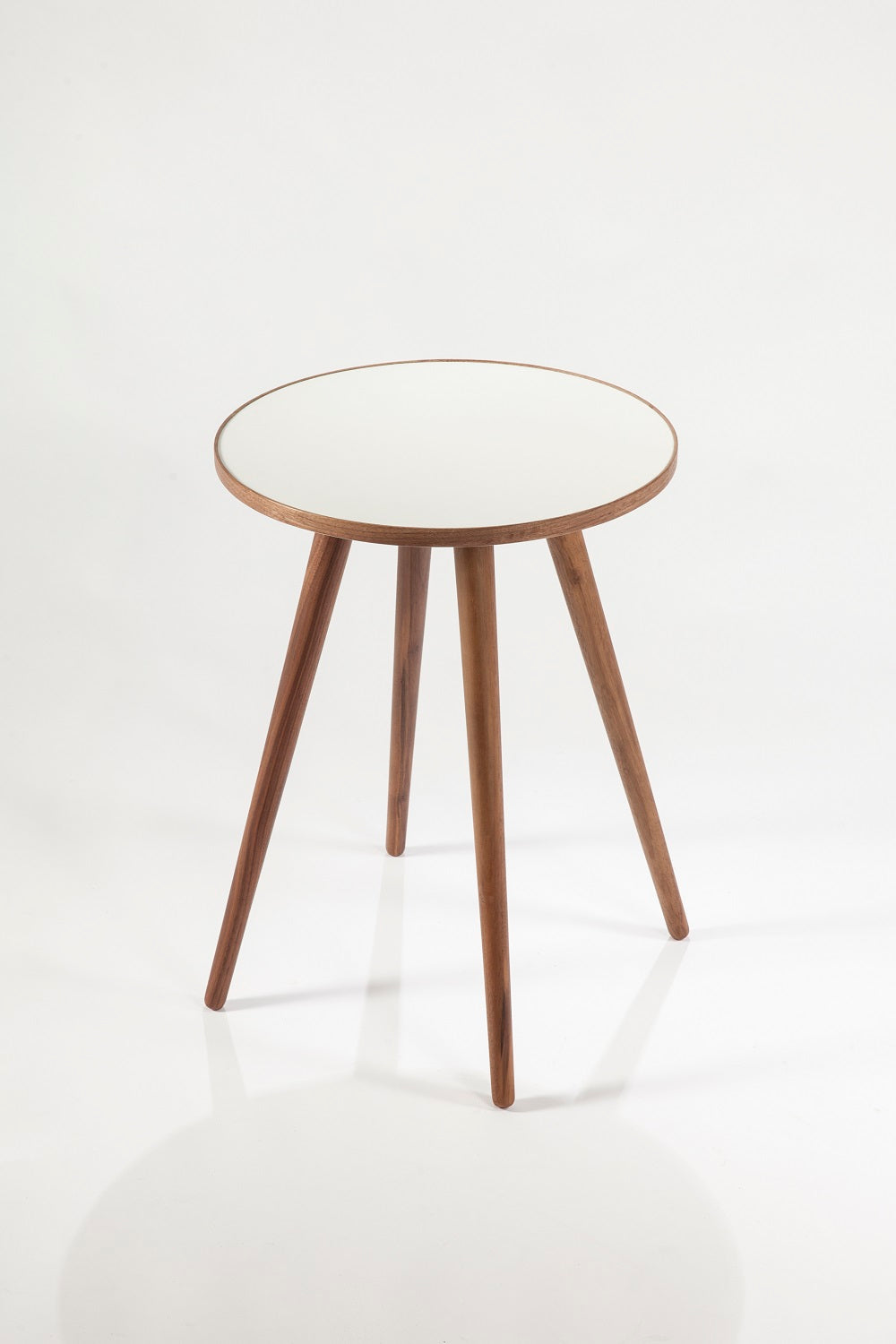 The Sputnik Side Table [FET5439BWALNUT]
