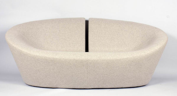 "The ""Contemporist Lovers"" Sofa [FB7092WHEAT]"