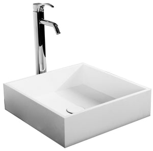 The Piet True Solid Surface Vessel