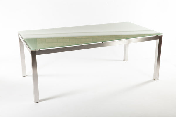The Chalcis Dining Table [FCT1027WHT]