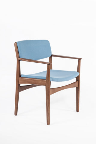 The Tiset Arm Chair [FEC9119LBLUE] 4