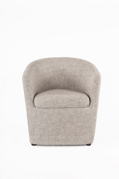 The Tykby Lounge Chair [FXC88088GREY]