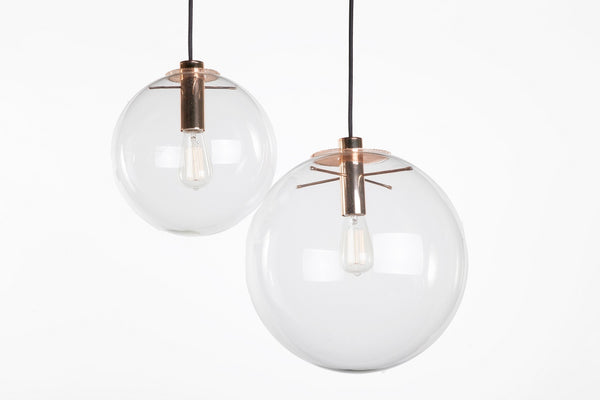 The Eksjo Pendant - Small [LM540GOLDS]