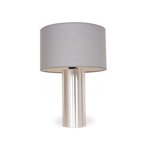 "The ""Willis"" table lamp Grey [LS663TGREY] 4"