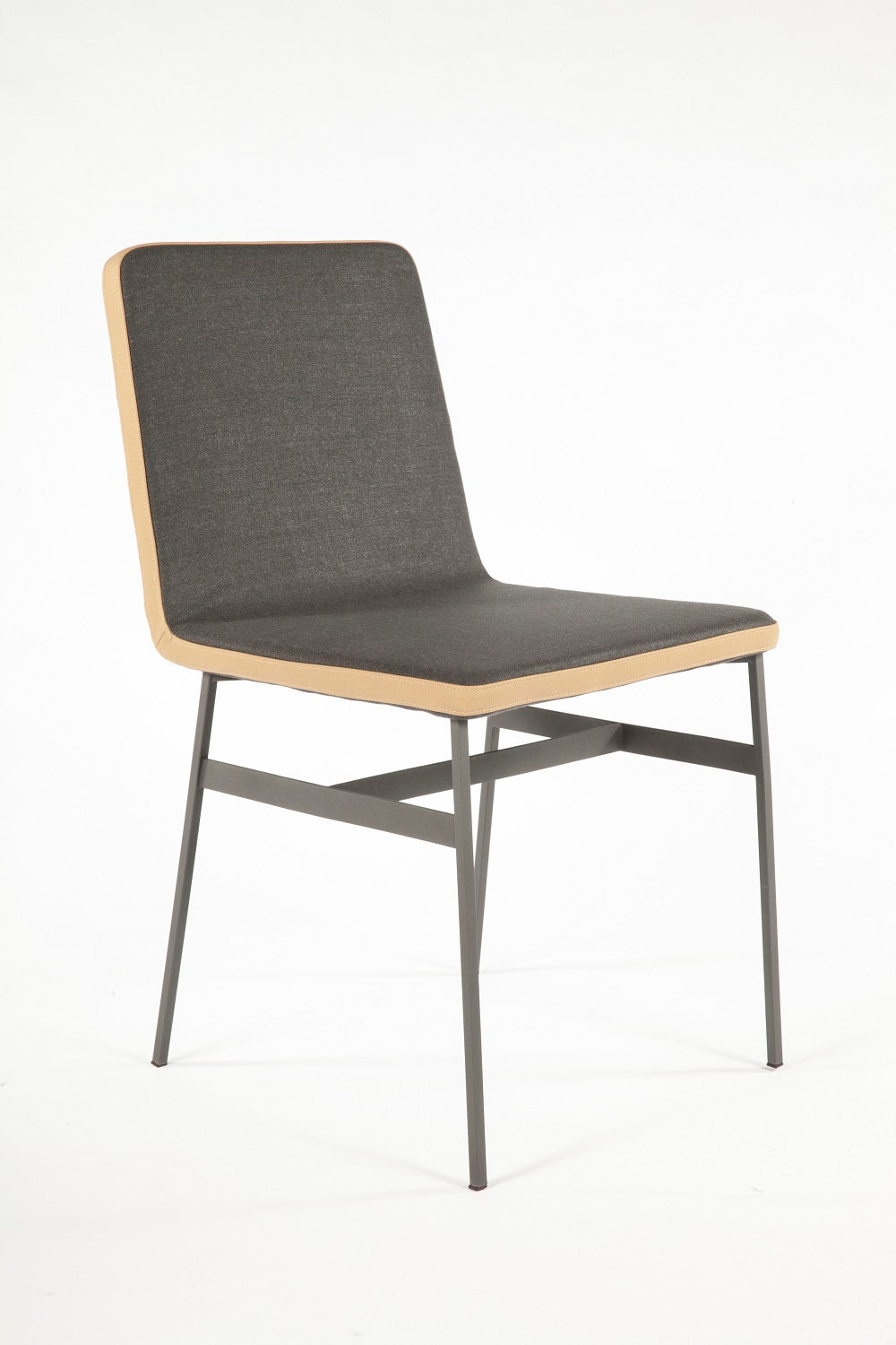 The Porter Dining Chair [FSC002DGREY] 5