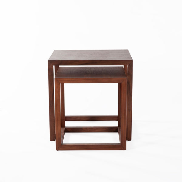 The Vaxaholm Nesting Table [FET0031WALNUT]4