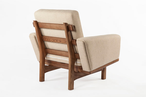 The Geleen Lounge Chair [FEC1239BEIGE]