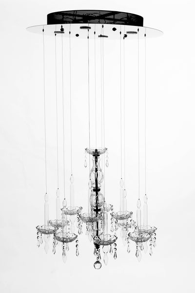 "The ""Chastre"" Chandelier [LM112PCHR] 1"