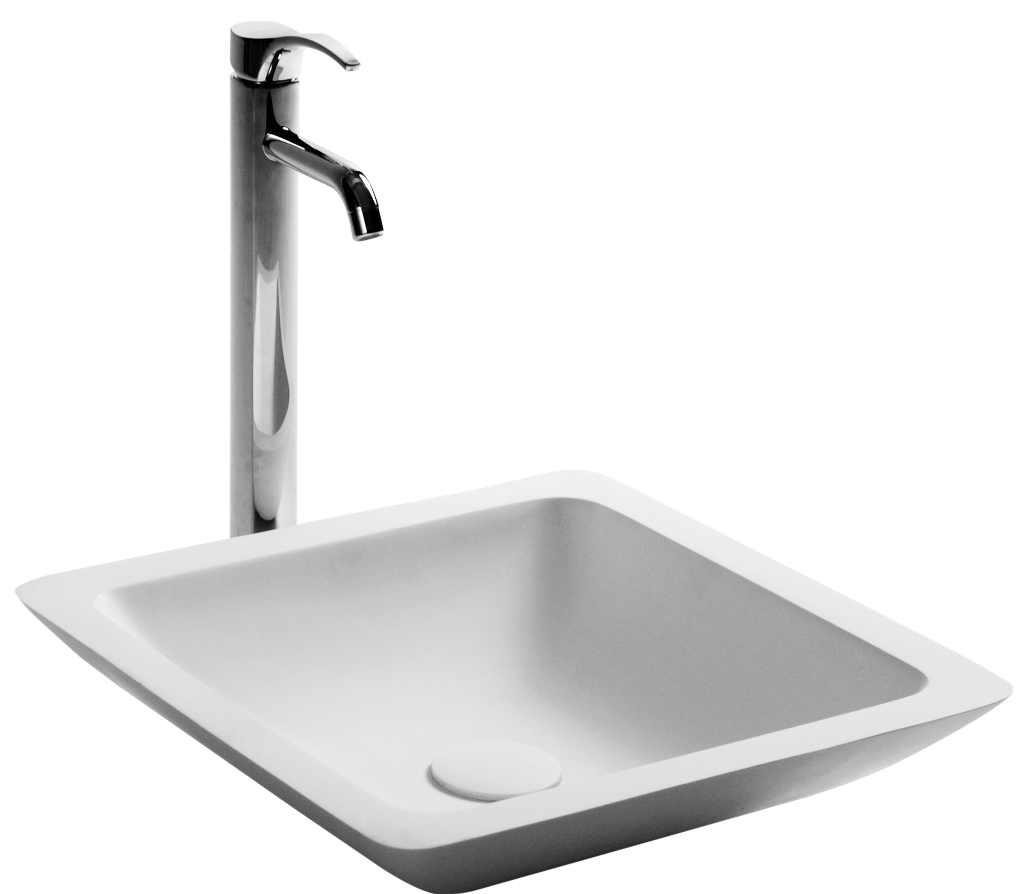 The Lindig True Solid Surface Sink Vessel