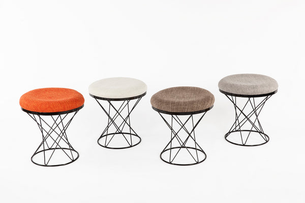 The Tyras Stool [FXC436GREY]