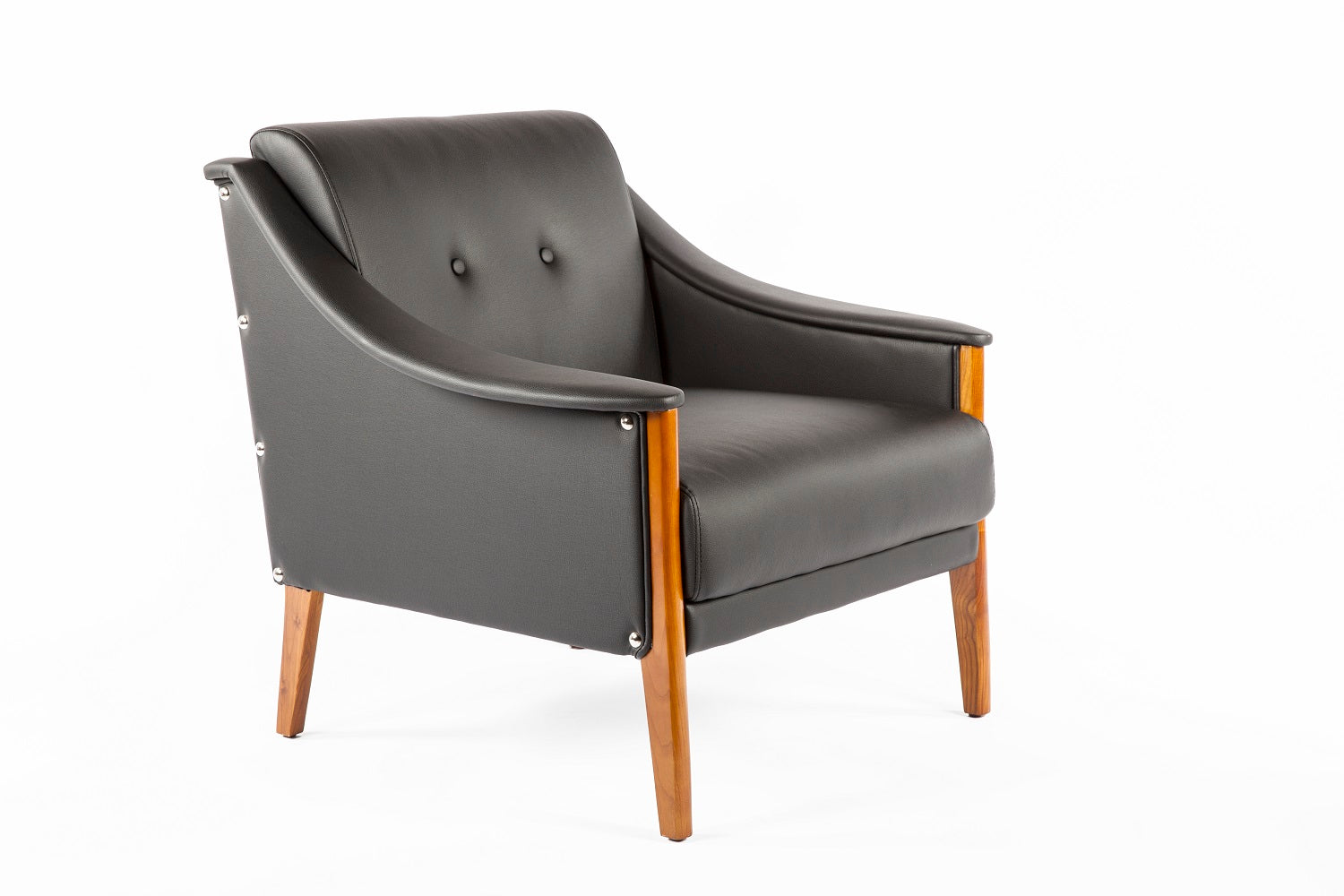 The Cadiz Lounge Chair [FXC88501BLK]