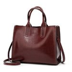 Handbags Big Women Bag High Quality Casual Female Bags - Lellasbags