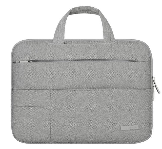 Man Felt Notebook Laptop Sleeve Bag - Lellasbags