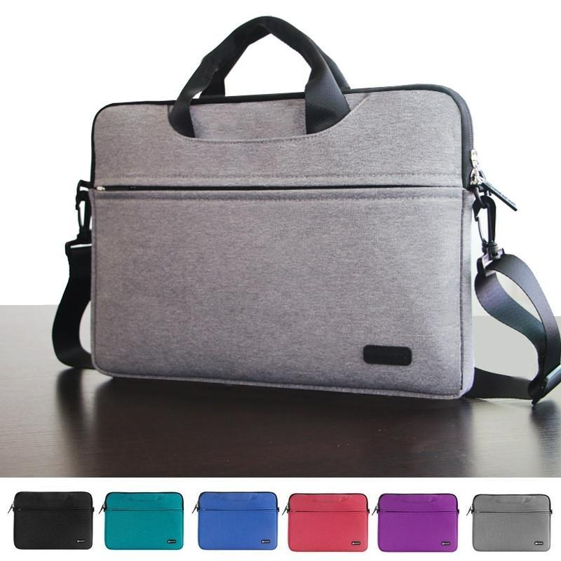 Solid Pattern New Brand Messenger Bag For Laptop - Lellasbags