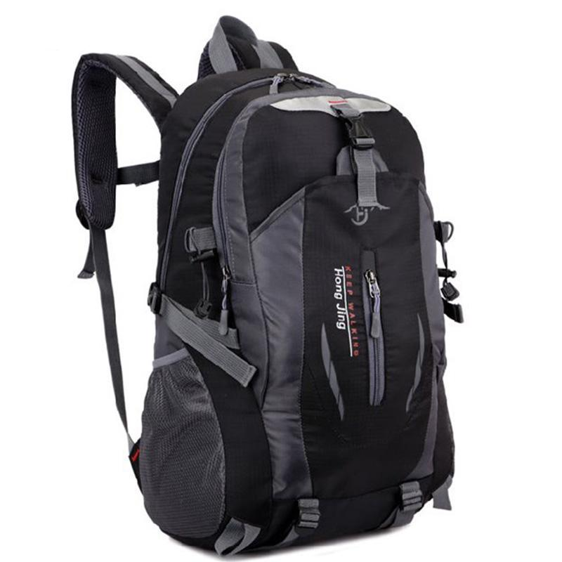 Escolar Travel Waterproof Nylon Backpack - Lellasbags