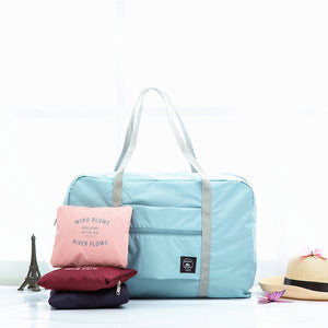 Nylon Waterproof Travel Bags - Lellasbags