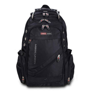 Anti Theft Waterproof Swiss Backpack - Lellasbags
