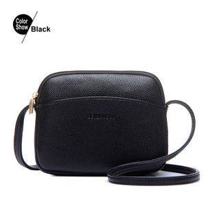 Flap Pu Leather Crossbody Bags - Lellasbags