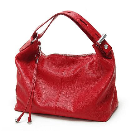 Real Leather Women's Top Handle Tote Shoulder Bag - Lellasbags