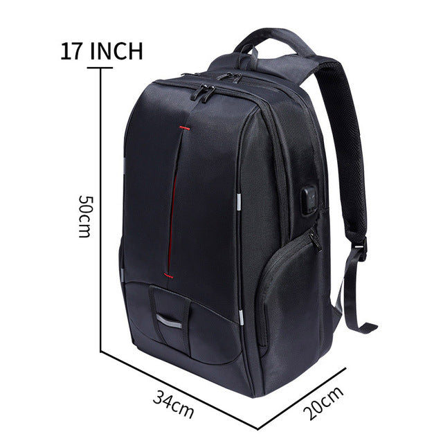 15 -17 inch Waterproof Laptop Bag - Lellasbags