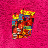 Attractive Stranger®️ Summer T Shirt 1996 Zine (SOLD OUT)