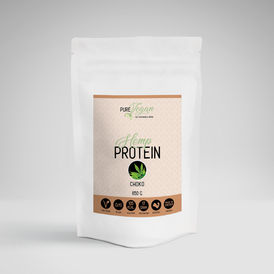 Pure Vegan - Hampaprotein