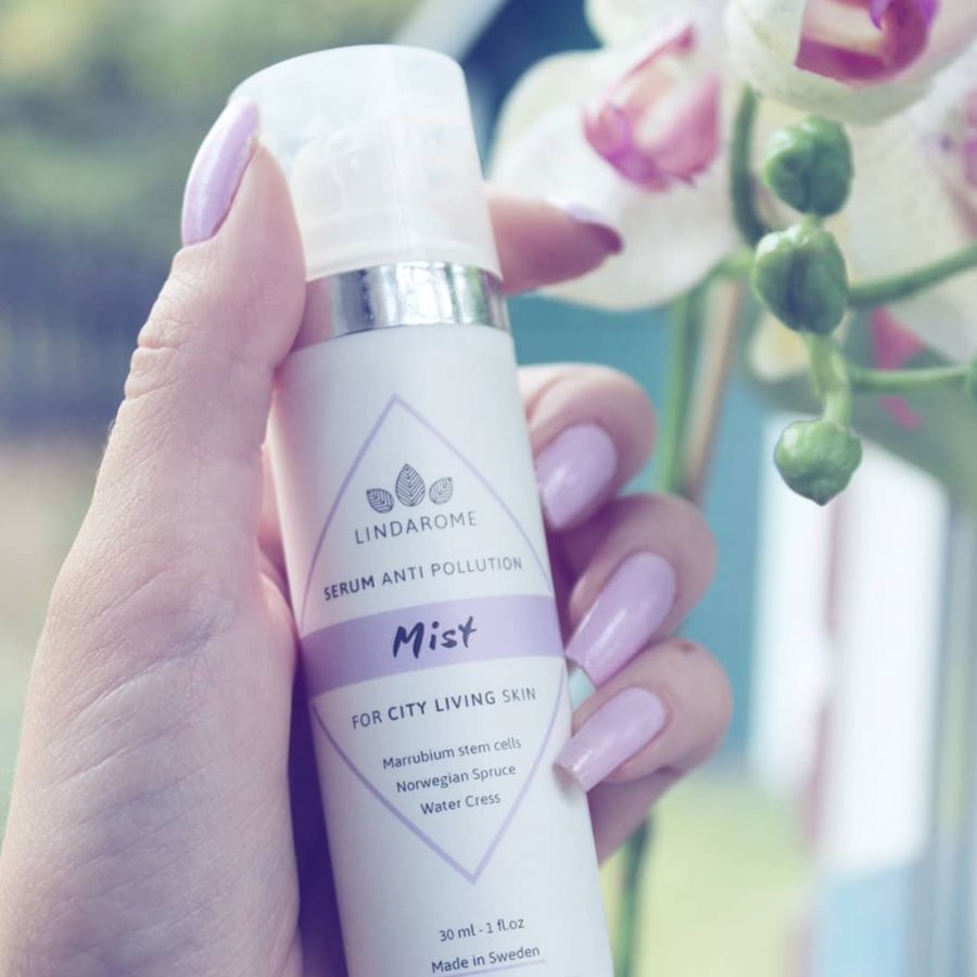 Mist aktivt serum - Anti Pollution & Cellular Protection