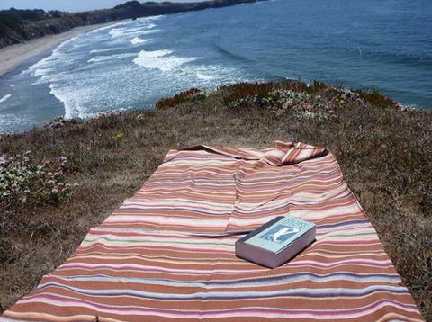 Durable picnic blanket