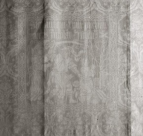 Luxurious Linen Damask made by Protestant Huguenots