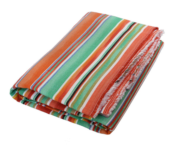 Boudewijn: A Colorful Beach Towel