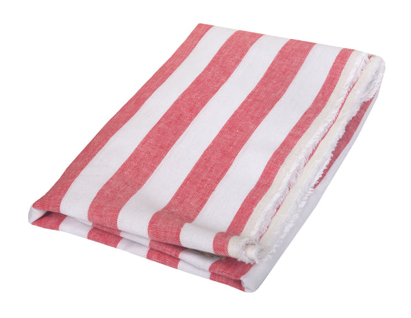 Alfons Red - Deck Towel