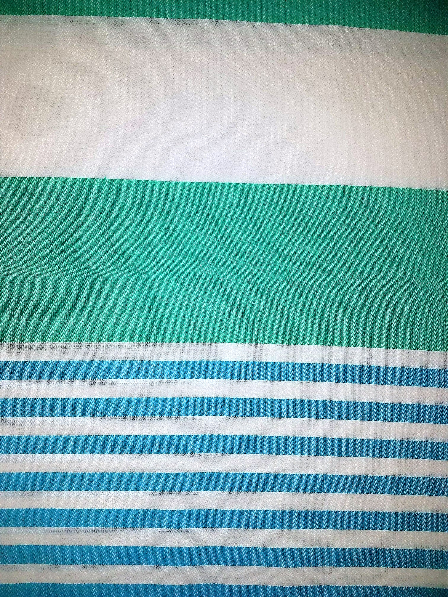 Derya Striped Nautical Peshtemal Towel - Deck Towel