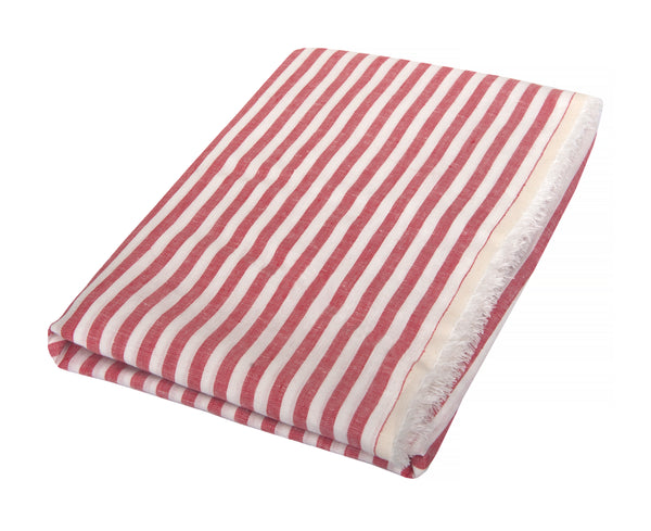 Dries Red - Deck Towel