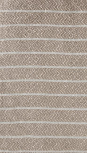 Ceren Striped Peshtemal Towel - Deck Towel