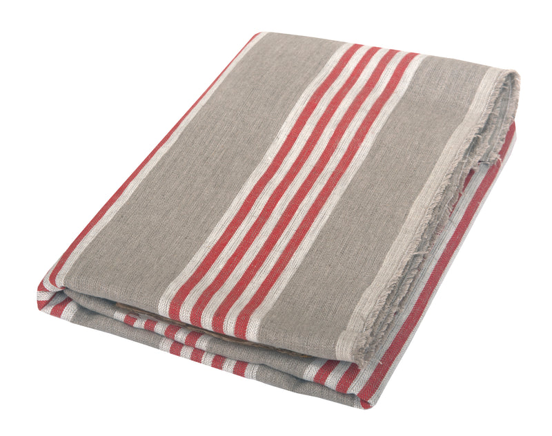 Mathieu Red - Deck Towel
