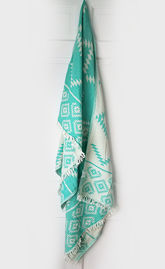 Emine Southwest Peshtemal Towel - Deck Towel