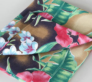 The Elio: Stylish Floral Beach Towel - Deck Towel