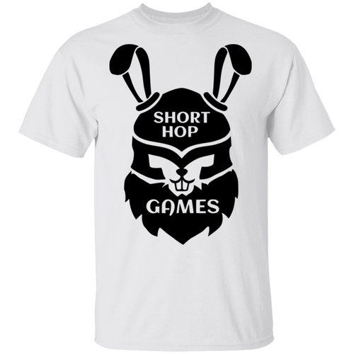 Short Hop Games T-Shirt White