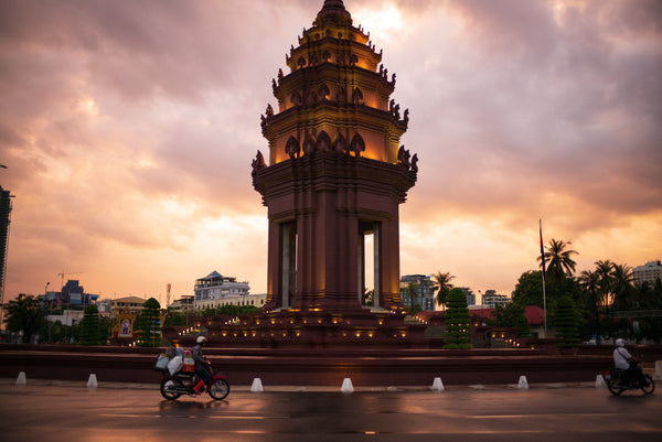 Run Phnom Penh