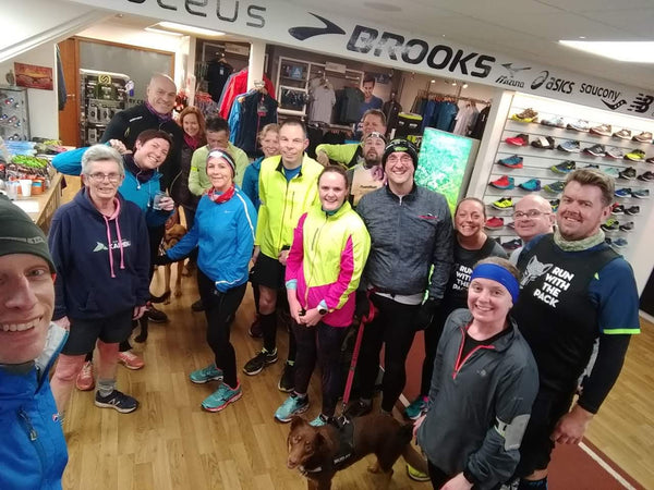 The Run Crew - Running Club Chichester